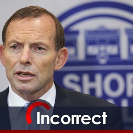Tony Abbott incorrect on the history of marriage | anti dogmanti | Scoop.it