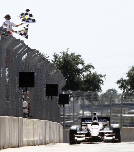 07/10 Dario Franchitti y otras 14 personas heridas en accidente dentro de la IndyCar (VIDEO)   Larissa Riquelme   Scoop.it