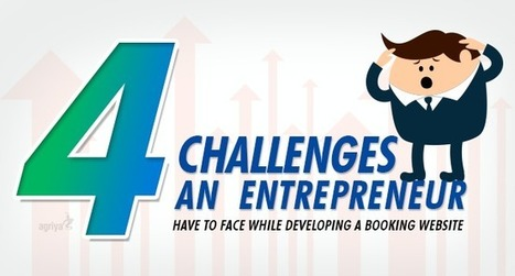 4 challenges an entrepreneur have to face while developing a booking website | BookorRent | BookOrRent - Booking Software, Rental Software - Agriya | Scoop.it