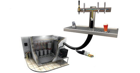 Draft Beer Tower: Drink With More Flavor And Fu | Cdnbev | Scoop.it