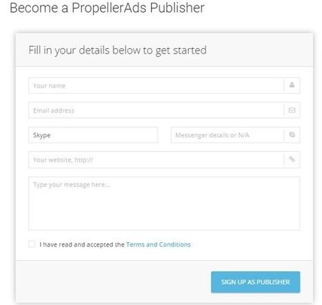 Blog Kena Banned Google Adsense Coba Propeller Ads Sebagai Alternatif | imuzcorner | imuzcorner | Scoop.it