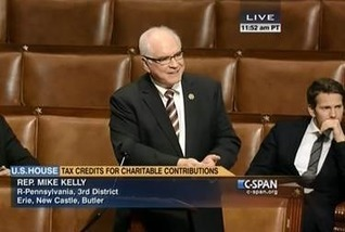House Passes Kelly-Sponsored Conservation Easement Incentive Act   Congressman Mike Kelly   Cover-up by Design   Scoop.it