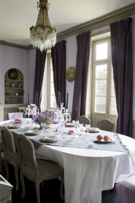 48 Charming French Dining Room Design Ideas | Design | News, E-learning, Architecture of the future at news.arcilook.com | Carbon credits | Scoop.it