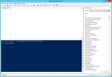 [SharePoint] – Script PowerShell pour afficher les tailles des bases de données | #define infra | Scoop.it