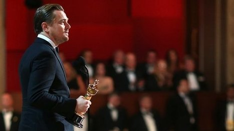 Climate change 'most existential crisis civilisation has known', says DiCaprio   World Environment Nature News   Scoop.it