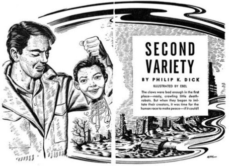 33 Sci-Fi Stories by Philip K. Dick as Free Audio Books & Free eBooks | Pralines | Scoop.it