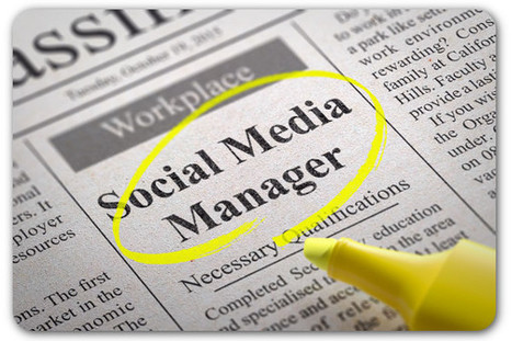 How to manage your social media manager | Surviving Social Chaos | Scoop.it