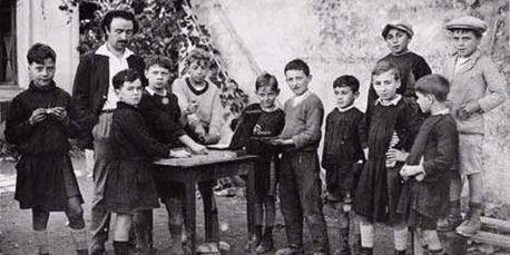 Une histoire de l'éducation | Théo, Zoé, Léo et les autres... | Scoop.it