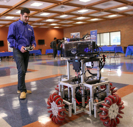 Conference educates engineers - UTA The Shorthorn   Electrical Engineering   Scoop.it