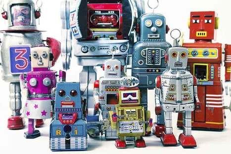 UP Magazine - Les robots peuvent-ils être classés comme des personnes ? | Enterprise 3.0 | Scoop.it