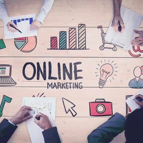 10 Up-And-Coming Trends In Online Marketing | Small Business, Social Media and Digital Marketing | Scoop.it