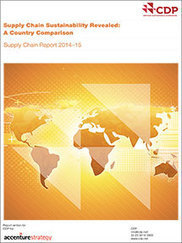 Supply Chain Sustainability Revealed in Supply Chain Report 2014–2015 - Accenture | Supply Chain Risk and Supply Chain Management | Scoop.it