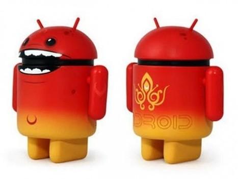 Une grosse faille de sécurité découverte dans Android | Emeric_Techno | Scoop.it