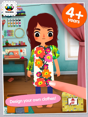 NEW Toca Boca App: Toca Tailor! | iPadApps | Scoop.it