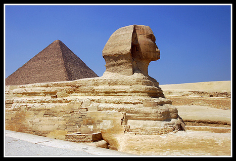 Ancient Egypt  -  Pictures, Videos, Games and Lessons that Make Learning Fun and Easy | Egyptian History Resources | Scoop.it