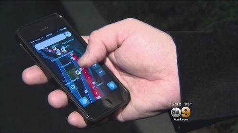 Waze tests carpooling option in Bay Area | Technology | Scoop.it