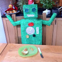 4 yr old has demanded I make tea for robot. Still, he seems pleased. | The Robot Times | Scoop.it