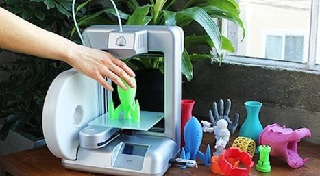 Cube s'imprime dans le pré carré des particuliers | Actu de la Réalité Augmentée et de l'impression 3D | Scoop.it