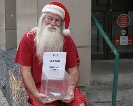 I met Santa Claus today | Dyslexic Atheist | Scoop.it