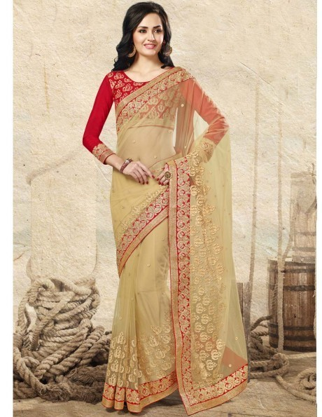 Lovely Sarees are designed for the women who is conscious of her own Style | Online Shopping India | Scoop.it