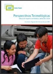 NMC Perspectivas Tecnológicas: Educación Superior en América Latina 2013-2018. Un Análisis Regional del Informe Horizon del NMC (NMC) | docuCUED | Scoop.it