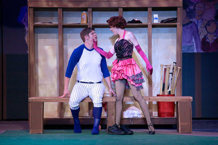 """""""Damn Yankees"""" brings fun and energy to Theater in the Park's summer season 