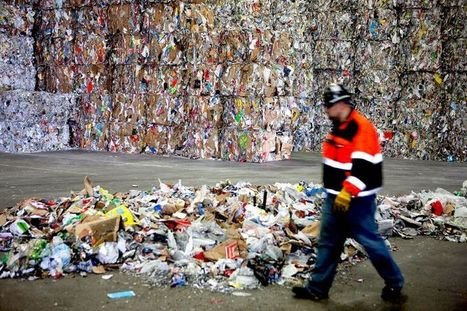 Changes in China punch a hole in regional plastics recycling | CleanTech Opportunities and Trends | Scoop.it
