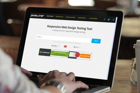 Responsive Web Design Testing Tool - A handy tool for responsive design testing. | Web Design Development - Fast Track Creations | Scoop.it