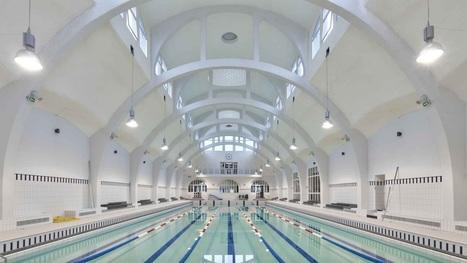 Une piscine parisienne sera chauffée grâce à un datacenter - Tech - Numerama | Piscine & Design | Scoop.it