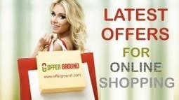 Get Latest Offers for Online Shopping and Many More at OfferGround | offers on offerground offer ground | Scoop.it