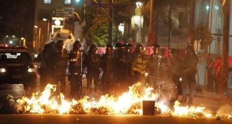 Conflito em SP começou durante negociação entre polícia e manifestantes   Jornalismo Literário   Scoop.it