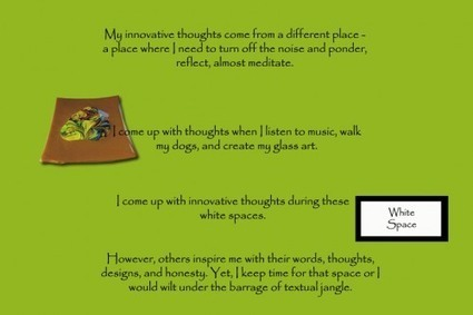 Creativity and education: can theycoincide? #Change11 | E-Learning Methodology | Scoop.it