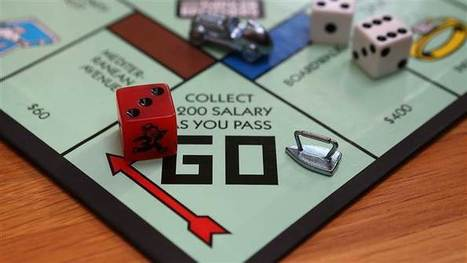 Game on! 'Monopoly' latest board game-inspired movie to pass 'Go' | Kickin' Kickers | Scoop.it