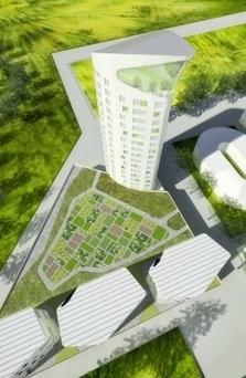 Urbanisme Une nouvelle tour Elithis à Dijon - Bien Public | Les gratte-ciel | Scoop.it