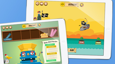 Codarica - Coding for Young Learners | Leren met ICT | Scoop.it