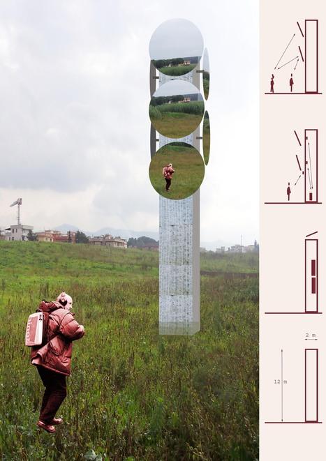 Torre angela - 3 towers - Achim Wollscheid | DESARTSONNANTS - CRÉATION SONORE ET ENVIRONNEMENT - ENVIRONMENTAL SOUND ART - PAYSAGES ET ECOLOGIE SONORE | Scoop.it