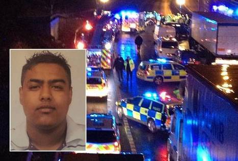 First picture: the 22-year-old muslim passenger killed in 140 mph M1 crash | The Indigenous Uprising of the British Isles | Scoop.it
