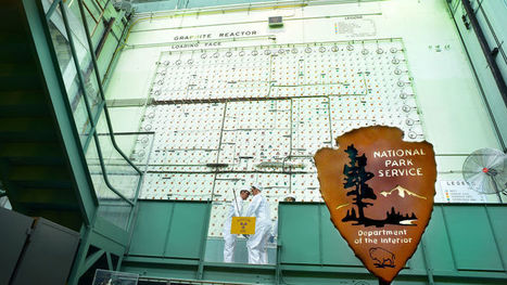 Why Does This Nuclear Reactor Have a National Park Sign? | News we like | Scoop.it