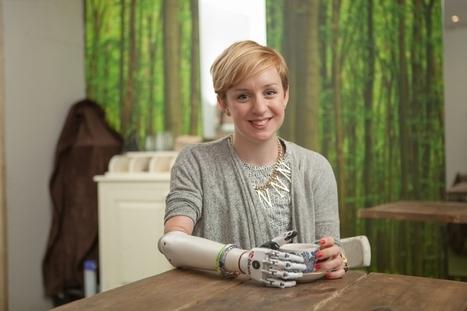 Meet the 'World's Most Lifelike' Robot Hand - Robotics Trends | Technology in Business Today | Scoop.it