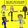 WHO'S TO BLAME?   Comicstrip by Branzberg | educational technology for teachers | Scoop.it