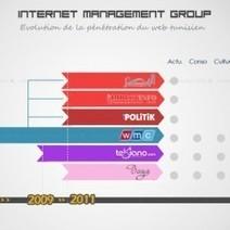 Journaux électroniques en Tunisie | Visual.ly | Tunisie en Général | Scoop.it