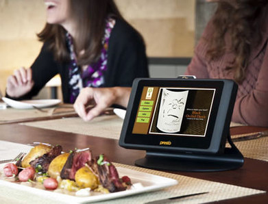 Applebee's to put 100,000 NFC tablets on dining tables - NFC World | NFC solutions | Scoop.it