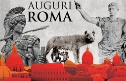 Rome Celebrates 2,766th Birthday : Tuscany Travel Blog | Toscana Mia (My Tuscany) | Scoop.it