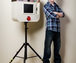 Instagram Inspired DIY Photo-Booth | Aucoindujour | Scoop.it