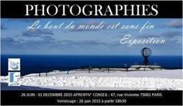 Nord Espaces expose ses photos de voyage... du 26 juin au 31 décembre 2015 | Nord Espaces - Borealis voyages - Terres boréales | Scoop.it