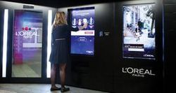 L'outil de vente futuriste de L'Oréal Paris à New-York | Innovation sur les points de vente | Scoop.it