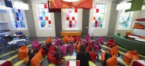 5initiatives pour repenser l'espace d'apprentissage | Outils et pratiques innovantes de formation | Scoop.it