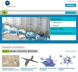 Ressources éducatives : le CNRS propose une nouvelle offre   Veille éducation numérique - DNE   Scoop.it
