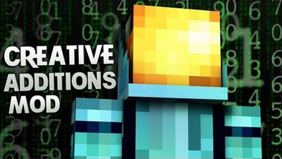 Creative Additions Mod for Minecraft 1.7.2 | Mods for Minecraft | Mods for Minecraft | Scoop.it