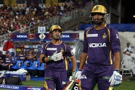 KKR vs RR - IPL 6 Match 47 Kolkata Knight Riders vs Rajasthan Royals | IPL 2013 | Scoop.it